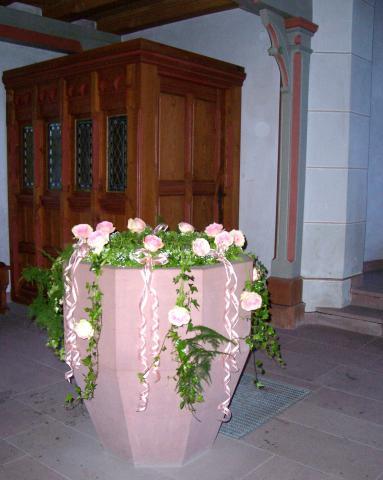 Taufe Wwwblumen Weilrodde
