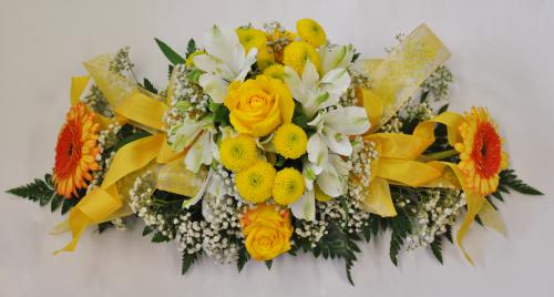 Gesteck Tisch 044 Www Blumen Weilrod De