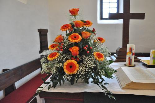 Kirchenschmuck 003a Www Blumen Weilrod De