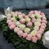 Floristik Hochzeit Autoschmuck Www Blumen Weilrod De